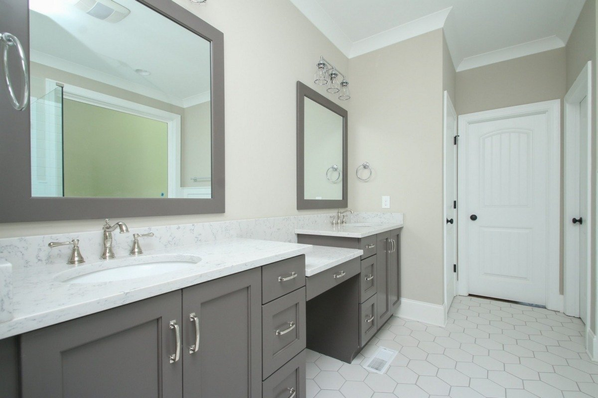 Pleasing Custom Bathrooms Greensboro Kernersville Winston Salem Beutiful Home Inspiration Semekurdistantinfo